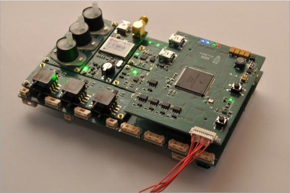 Running Sensor Module