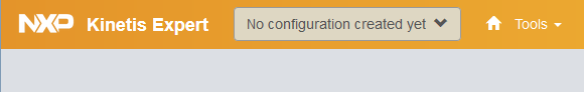 No Configuration Created Yet
