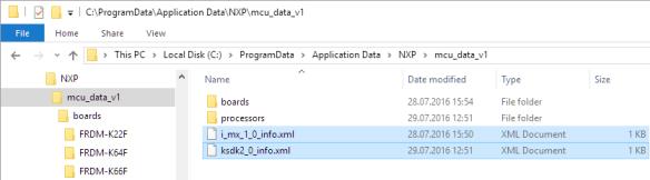 data root files