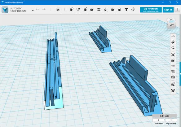 3D Models of Frames