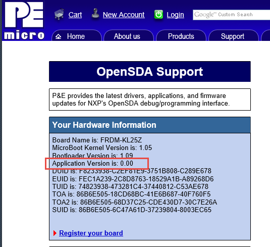 Bricking and Recovering OpenSDA Boards in Windows 8 and 10
