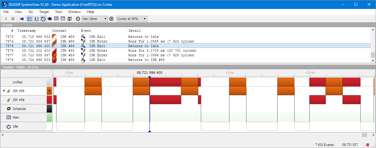 ARM Cortex-M, Interrupts and FreeRTOS: Part 2   MCU on Eclipse