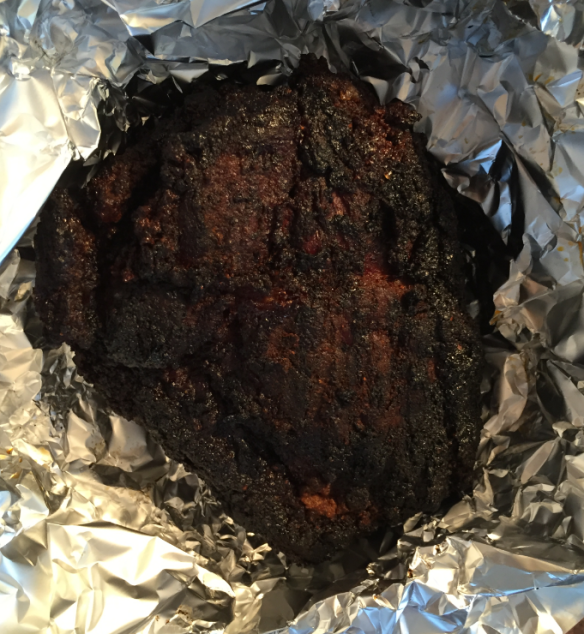 Rested Pork Shoulder