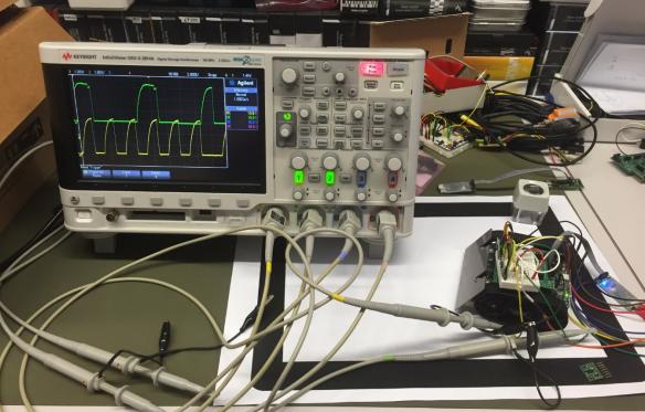Testing I2C Signals