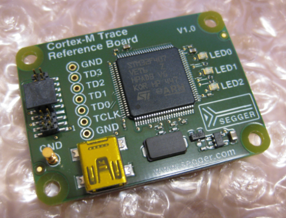 cortex-m-trace-reference-board