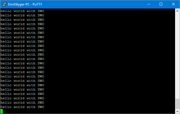 swo-output-in-putty