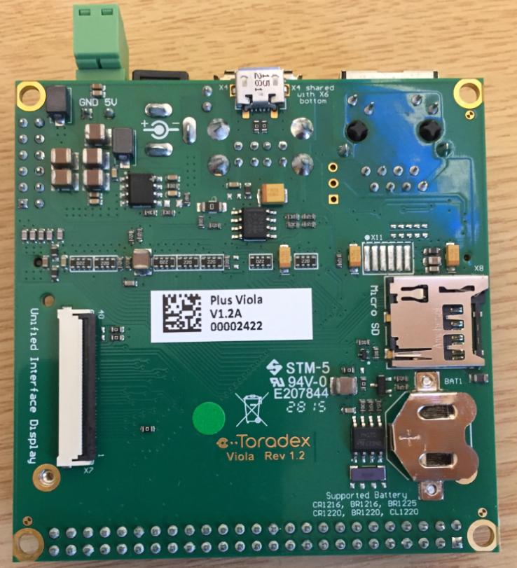 Imx6 Sabre Board
