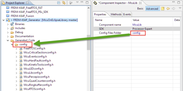 Configuration Folder Name