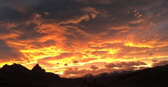 Mythen Sunrise