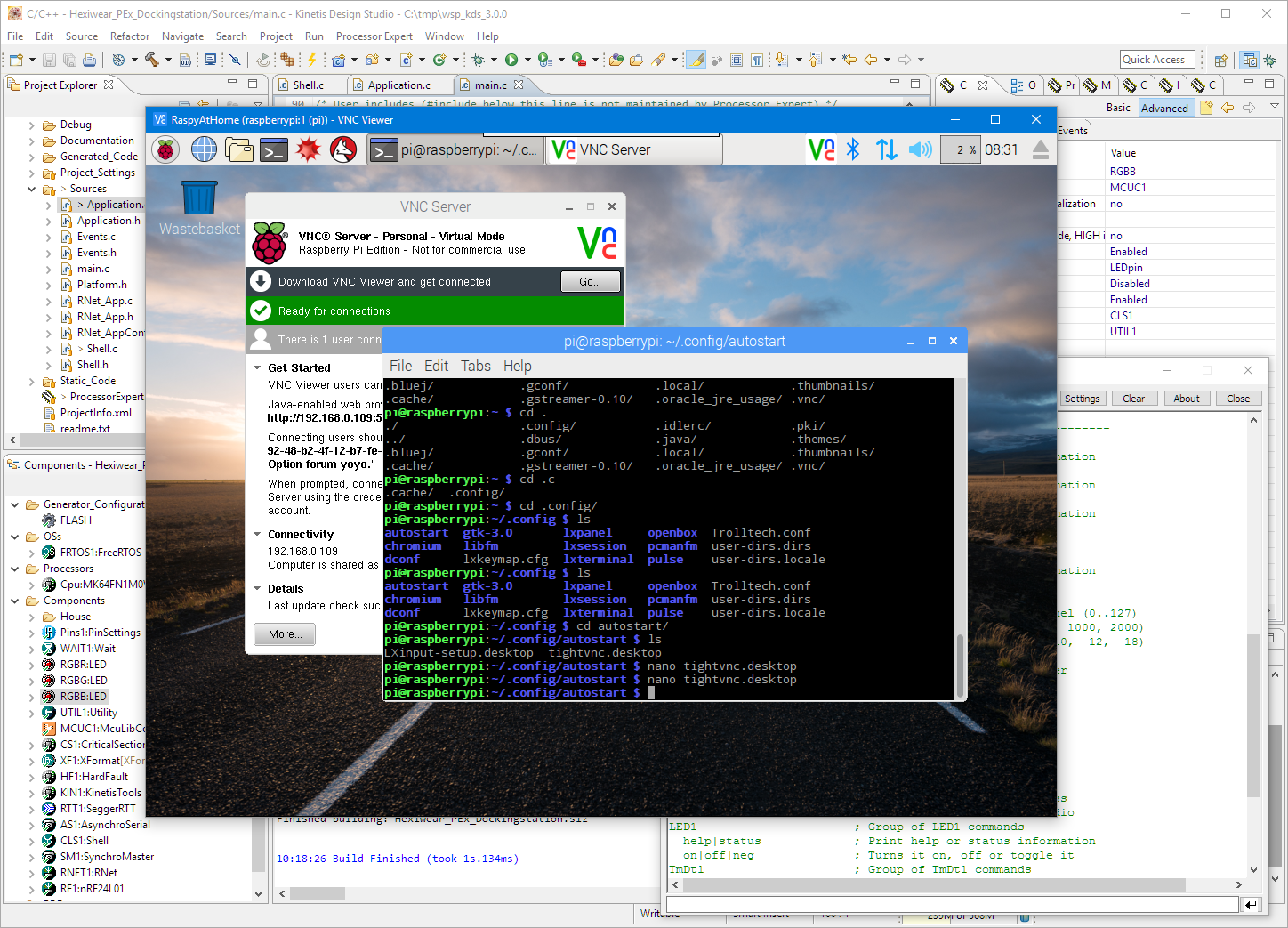 Clean Up Your Workbench With A Vnc Server On A Raspberry