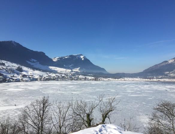 Rigi on Ice