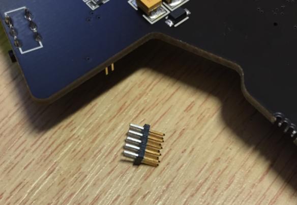 ARM 2x5 SWD/JTAG Header