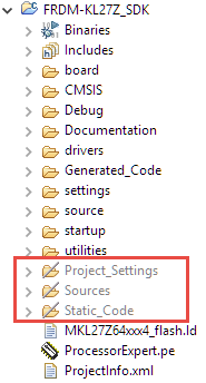 Excluded Folders
