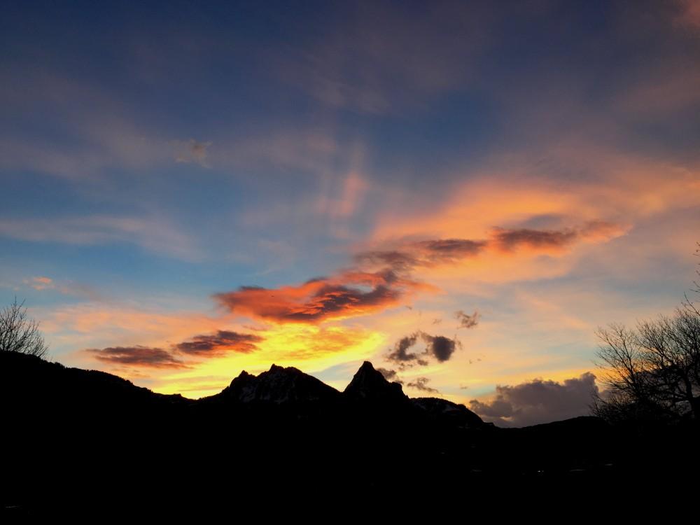 Föhn Sunrise