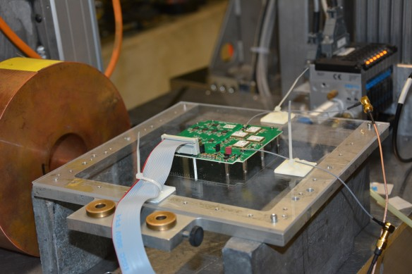 Payload Board Mounted