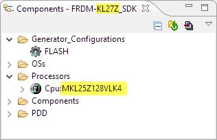 Processor Expert Processor