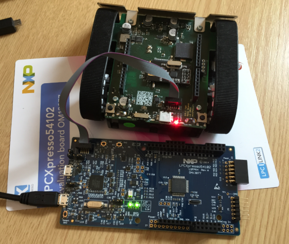 Debugging Custom Hardware with LPCXpresso Board