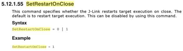 SetRestartOnClose Manual Entry