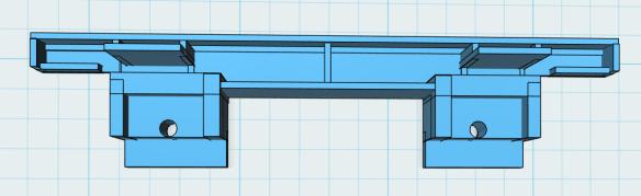 ToF Front Sensor Holder