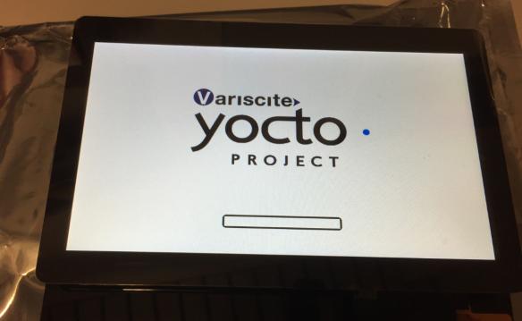 Booting Yocto