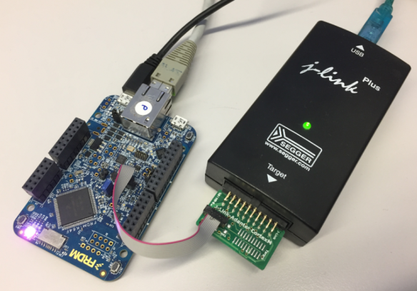 Debugging with Segger J-Link