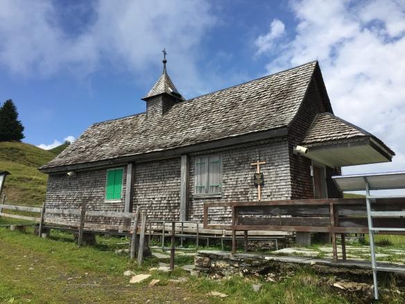 Laucheren (St. Wendelin) Kapelle