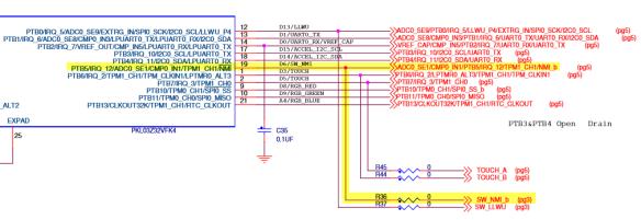 NMI Pin on KL03Z32VFK4