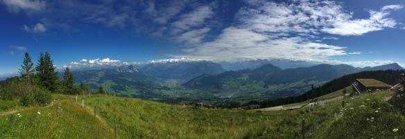 Wildspitz Panorama