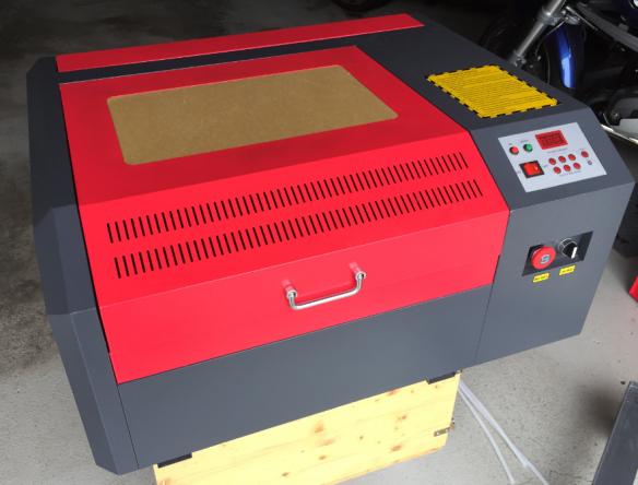 50W CO2 Laser Cutter