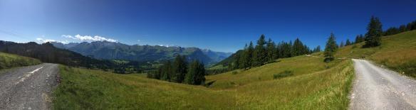 Weg von Ibergeregg