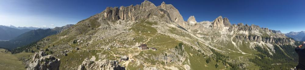 Panorama Ciampaz