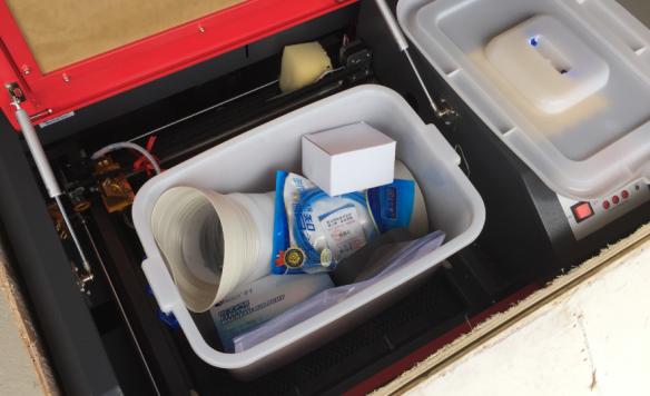 Plastic Box content