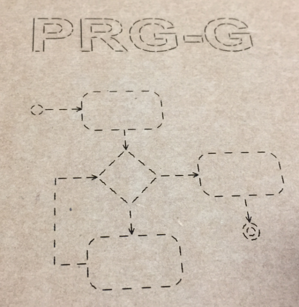 PRG-G Engraving