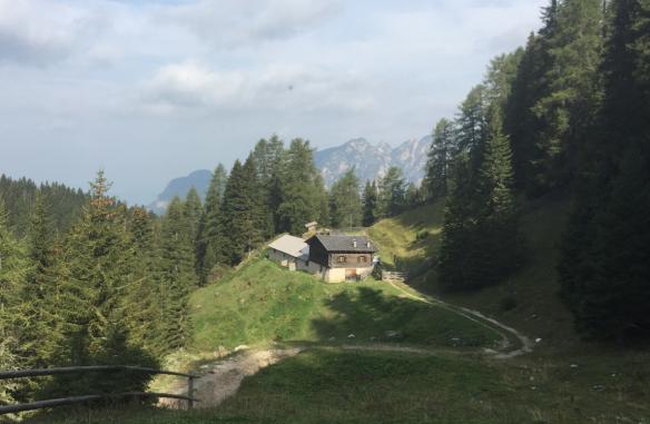 Alpin Hut