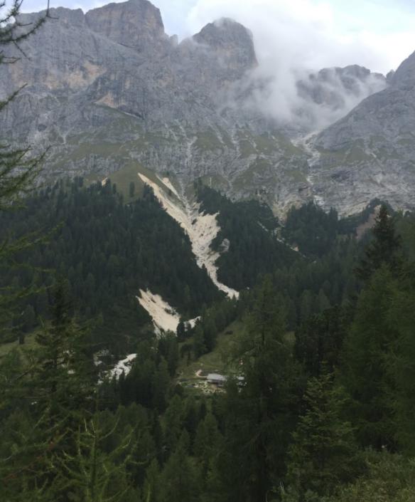 View to Haniger Schwaige