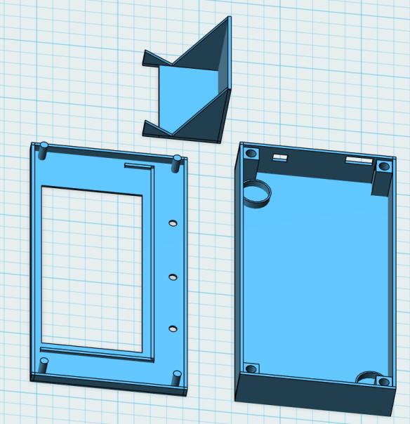 E-Paper Enclosure