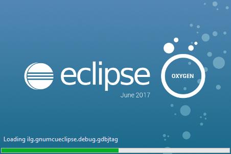 Eclipse Oxygen Stuck Loading Workspace