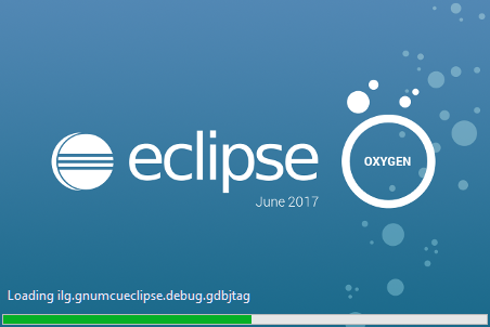 Eclipse Oxygen Stuck Loading Workspace