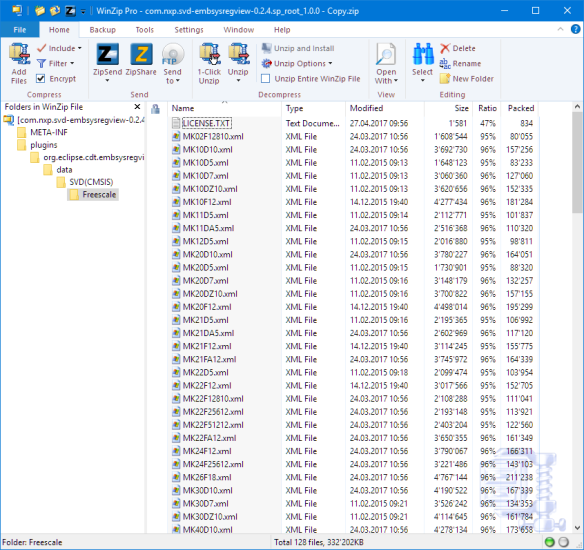 NXP 0.2.4 files