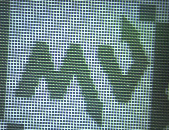 Pixel Back area