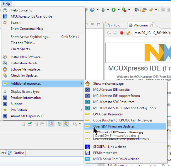 MCUXpresso IDE With i MX RT1052 Crossover Processor - DZone IoT