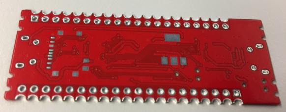 Red TinyK22 bottom layer