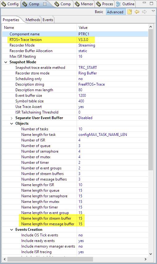 New FreeRTOS V10 0 0: Amazon, Segger SystemView and Percepio