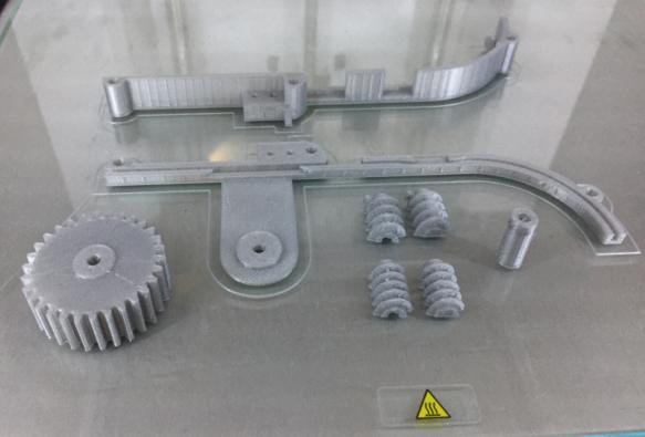 3D Printed Feeder