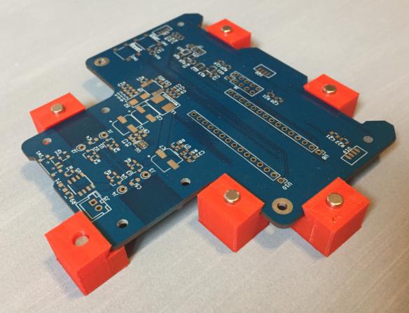 3D Printed PCB Holder