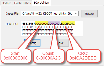 Tutorial: CRC32 Checksum with the KBOOT Bootloader | MCU on