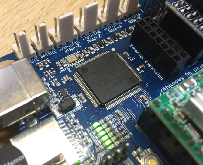 Upgrading a Laser Cutter with Cohesion3D Mini and LCD | MCU on Eclipse
