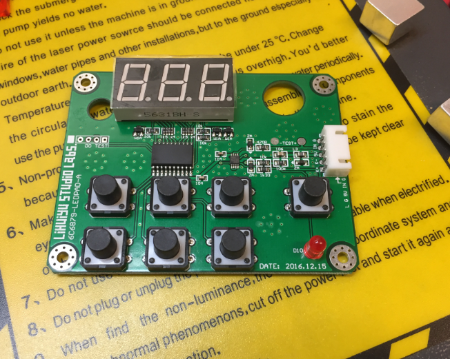 Upgrading a Laser Cutter with Cohesion3D Mini and LCD   MCU on Eclipse