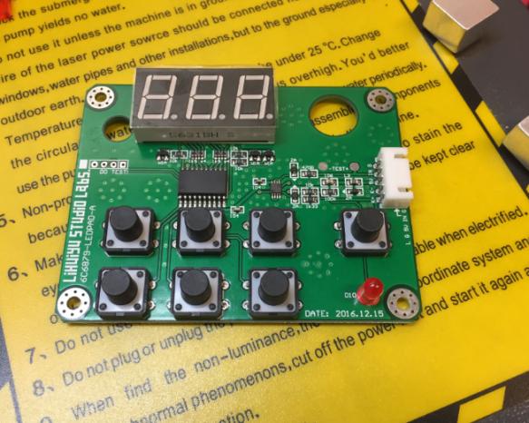 Old Panel PCB