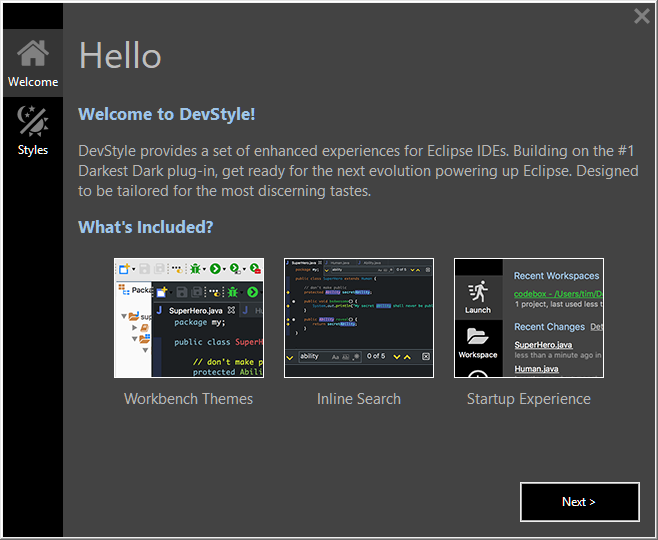 Installing Darkest Theme with MCUXpresso IDE 10 2 | MCU on